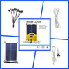 Portable low cost solar lighting kit for camping,household use,Solar power lighting kit Hot selling High Efficient Solar System