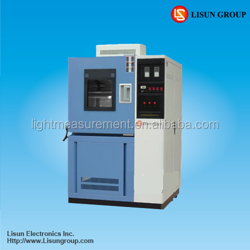 GDJS/GDJW High and Low Temperature Cycling Test Chamber is applied by High temperature low noise air conditioning type motor