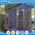 Latest design of acrylic aquarium fish tank with light and filter