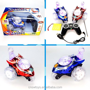 YK0809210 Good quality with cheapest price 4 channel remote control tip lorry with light music w/o batteries