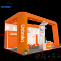 China exhibition booth design modular used trade show booth