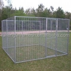 heavy duty chain link dog kennel cage