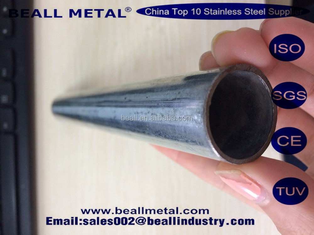 300mm diameter galvanized steel pipe/galvanized steel pipe post and rail fencing