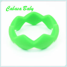 fashionable multi silicone bracelet& bangle for mom