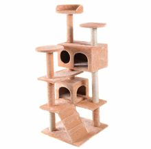 Natural sisal rope cat tree ,cat scratcher,cat furniture