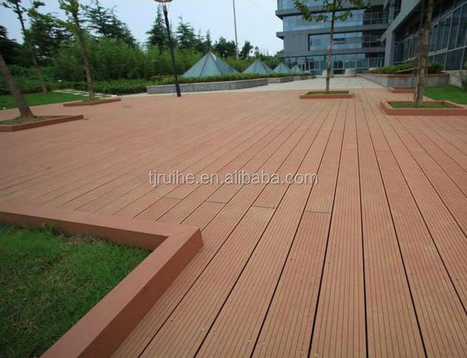 Eco Friendly Wpc Waterproof Balcony Flooring Buy