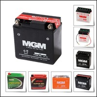 YTX3L-BS motorcycle battery