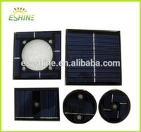 Dia 70mm 2v 120mA Mini Solar Panels for Sale cheap solar panel for india market sunstar-solar