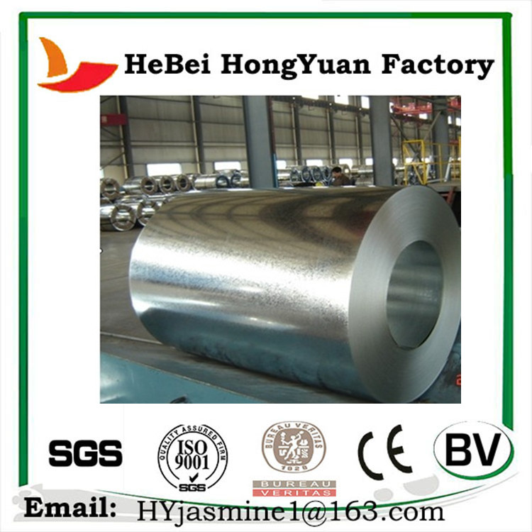 Q195 High Strength China Galvanized Steel Coil Price Per Ton