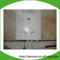 Design best selling biogas gas water heater with good price