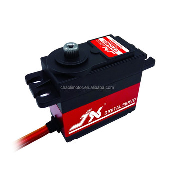 PDI-6215MG metal gear standard digital servo for RC airplane
