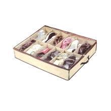 2014 New under bed shoe storage boxes for multipurpose