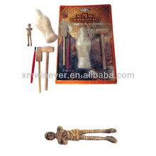 Mummy Excavation toy kits