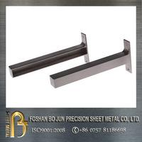 Angle plate corner brace l shaped metal bracket