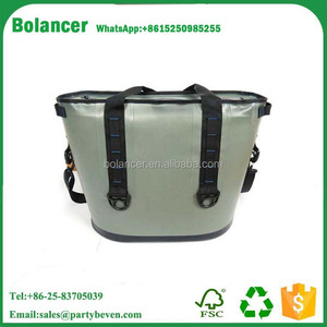 New Product 600D/840D Waterproof Soft sided TPU Cooler Bag
