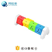factory price battery powered multiple electrical plug socket
