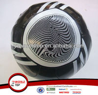 popular PVC promotional soccer ball size 5 customized logo printing