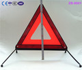 EMARK Factory made safety high visibility traffic securing warning triangle