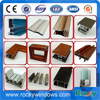 Free moulds supply Cheap Prices aluminum glass extrusion window and door