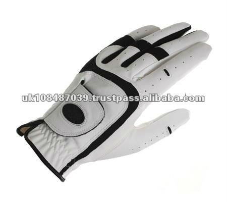 sheep skin golf glove