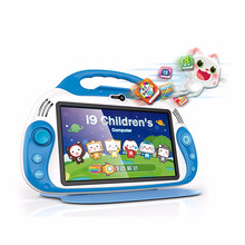 OEM Baby Kids' Touching Learning Pad Learning machine computer with different language.