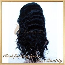 New arrival top quality 120% -200% density tangle free human hair wig