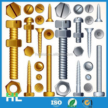 China manufacturer high quality m4 screw standard length