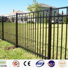 Cheap Used Metal Fence Panels Solid