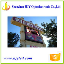 new products P12.5 outdoor led wall video
