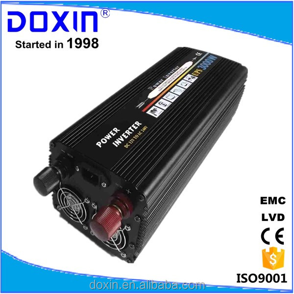 Factory Outlets UPS power solar inverters 3000w (PEAK)6000w with charger