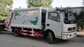 Dongfeng EQ1050T garbage truck /garbage transport truck