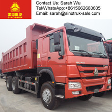Sinotruk HOWO 6x4 336hp 10 Wheels big volume sand tipper truck