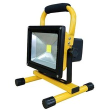IP65 waterproof floodlight SMD 50w led rechargeable floodlight