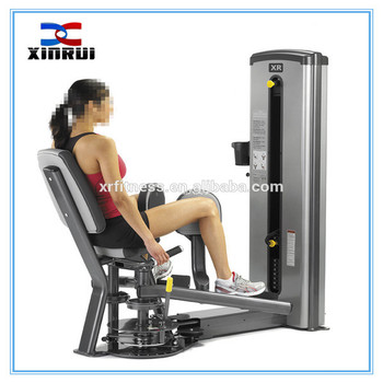 inner and outer thigh machine exercises