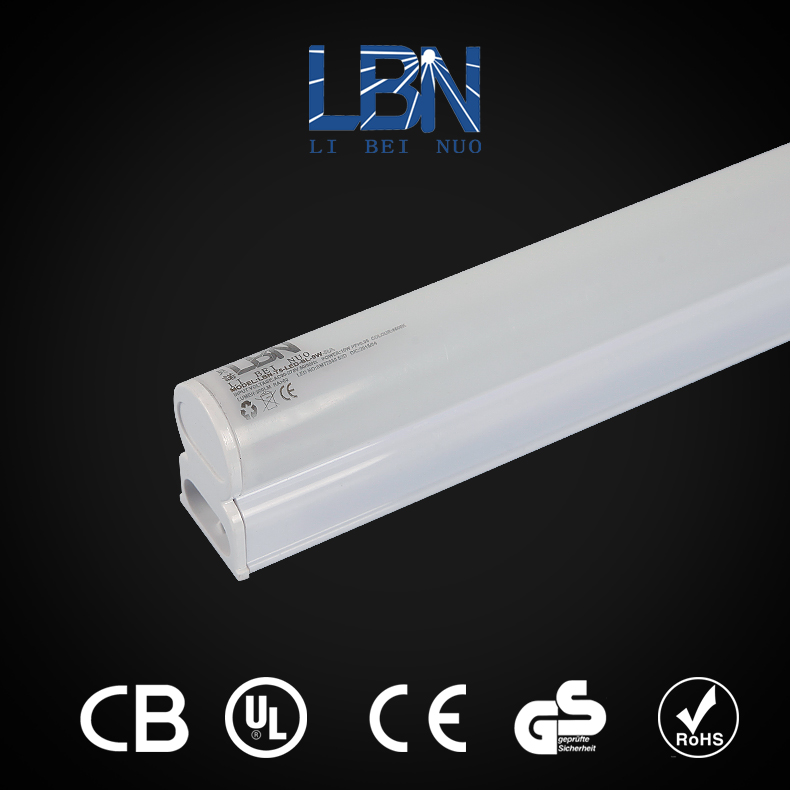High Quality led tube T5, led integrated T5 tube lighting, LED T5 light fixtures 600mm 9w