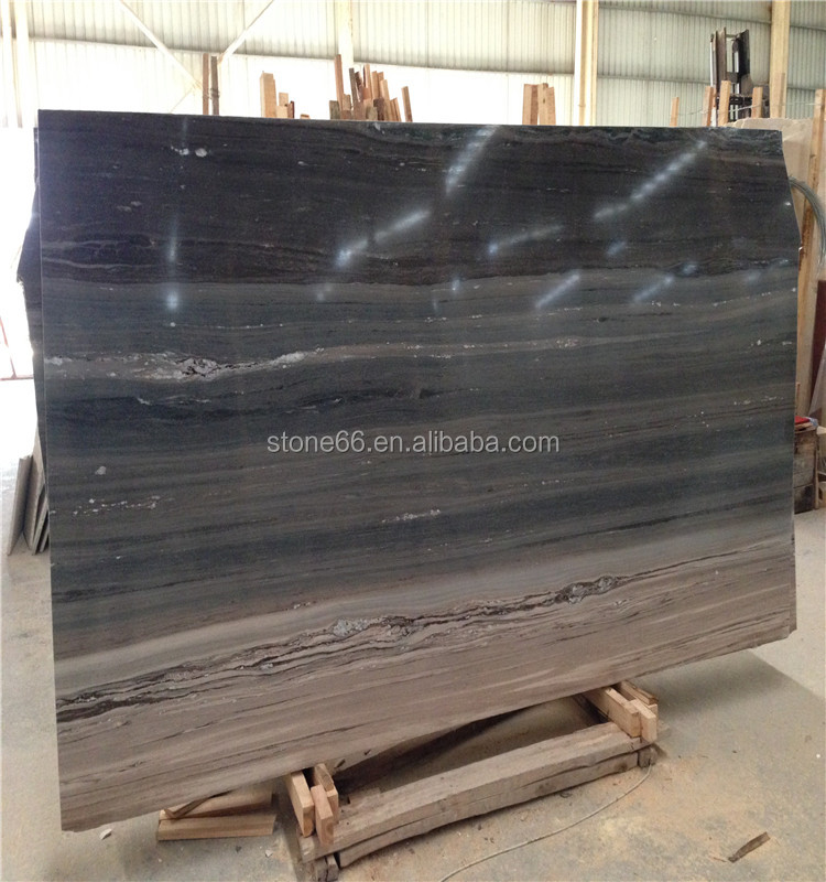 marble exporters Chinese White Blue Galaxy marble tiles 24x24, Polished White marble With Blue Vein Stone for school