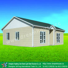 steel mobile house/frame structure mobile homes /prefabricated mobile home