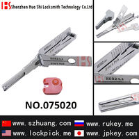 Locksmith Tool lishi 2 in 1car Auto Pick and Decoder (HU92v.2)/075020