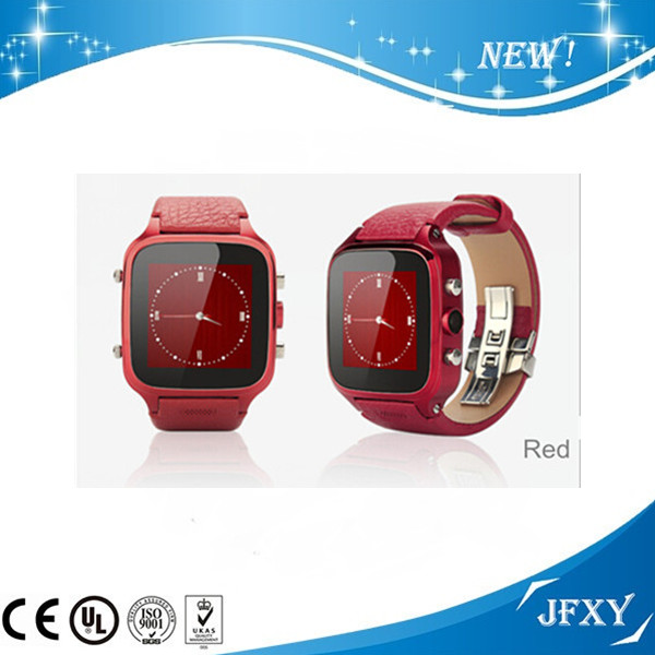 Ffine W9smart watch with Android 4.4 Touch Lens Support video capture, simultaneity audio record