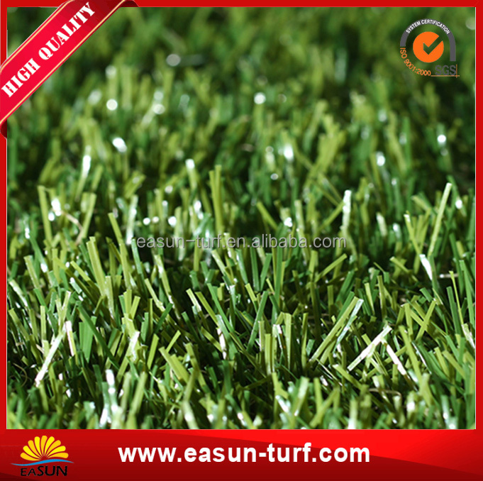 Natural garden artificial plastic carpet grass synthetic turf