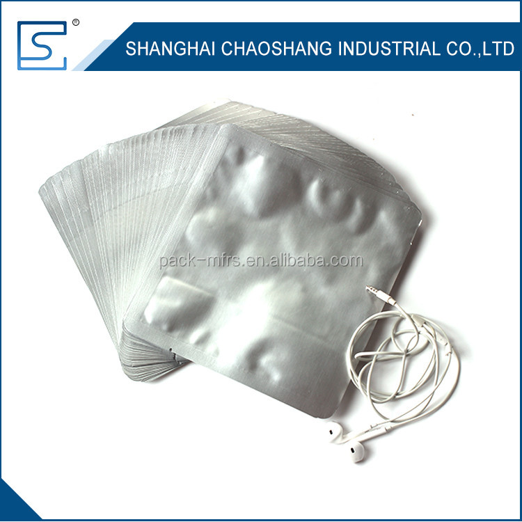 Best Selling Products Aluminum Foil Supplement Packaging Bag