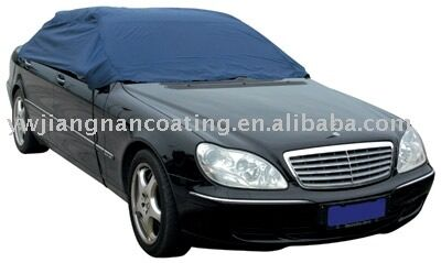 Customized 2 Layer Nonwoven PEVA Waterproof Hail Resistant Car Cover