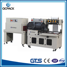 Plastic Shrink Wrap Packaging Machine For Small Size Products