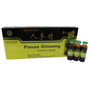 Health food&beverage panax ginseng extractum oral liquid