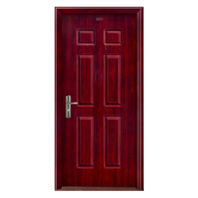 Apartment China Entry Steel Fireproof Fire Rated Door