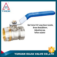 ball valve buyer motorize with forged high quality DN 20 lockable control valve in delhi nipple filten ppr in TMOK