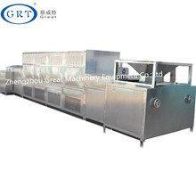 Aoxue plum blossom tunnel microwave drying machine