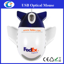Cute High Quality 3D Optical Cheap Wired Mouse For Giveaway