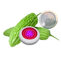 New 135W UFO AC85-265v Panel Indoor Garden Plant Lamp LED Hydroponic Grow Light