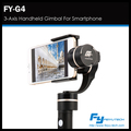 3 axis handheld gimbal feiyu tech camera stabilizer for phone mobile phone accessories